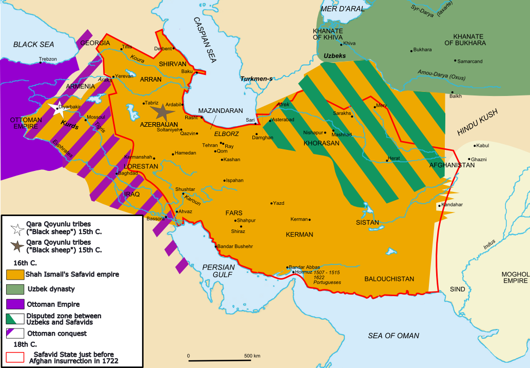 Iran Safavid Empire 2