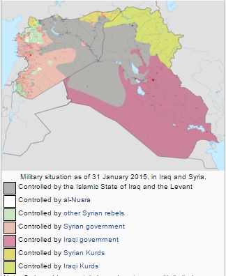 Military Situation Iraq Syria