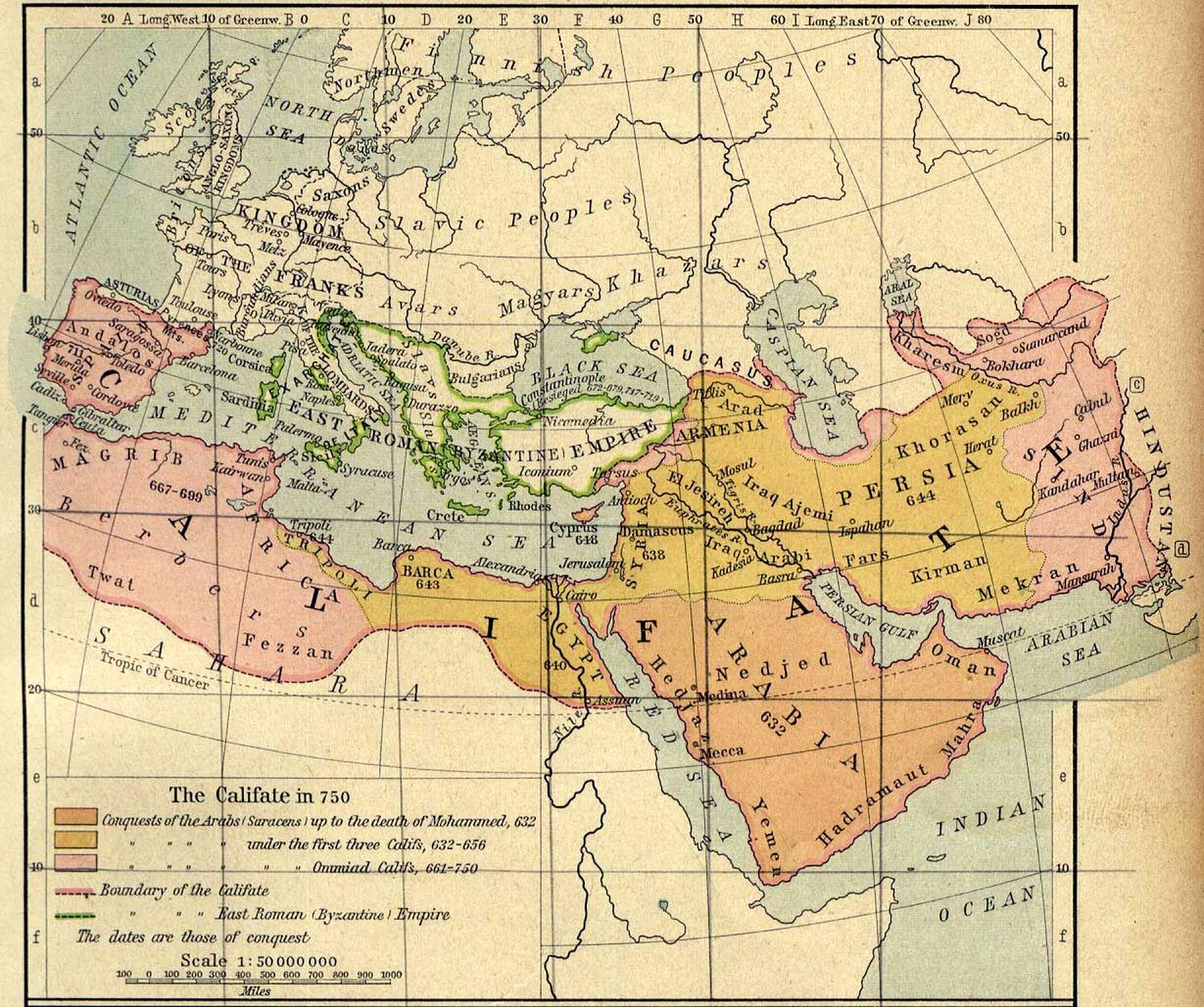 Umayyad Califate