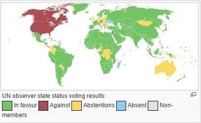 Palestine UN Votes