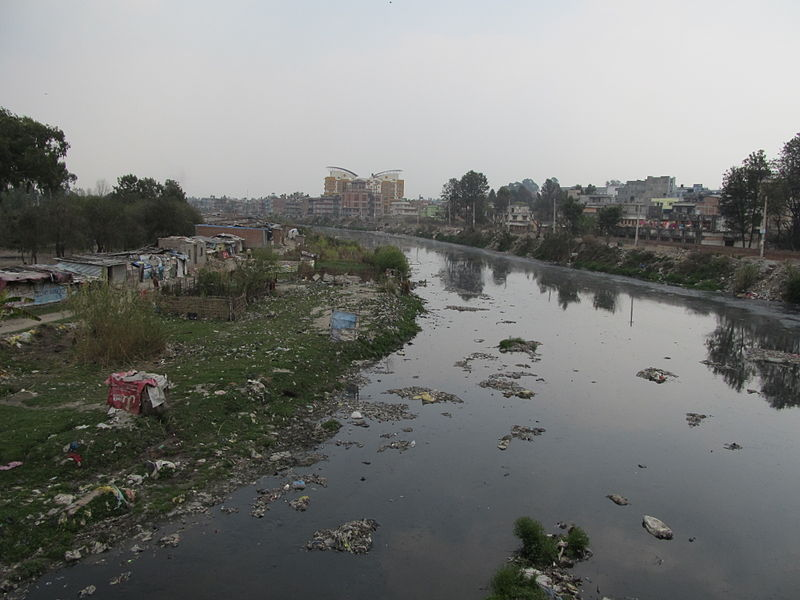 Bagmati River Kathmandu